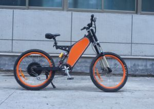1500W Electric Downhill Bike 26inch pictures & photos