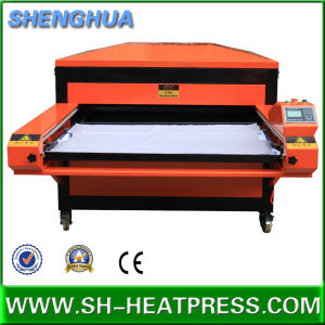 Hot Sale Hydraulic & Pneumatic Large Sublimation Heat Transfer Printing Machine 110*160cm 110*170cm 100*120cm pictures & photos
