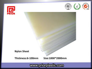 100% Virgin Nylon Sheet Without Regenerate Material pictures & photos