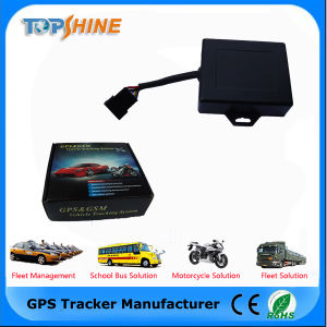 Mini Design Wateproof Motorcycle/Car GPS Tracker with Alarm System (MT08) pictures & photos