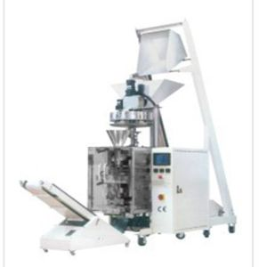Automatic Grain Puffed Food Sugar Salt Packing Machine (HFT-3824C)
