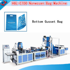 Computerized Non Woven Bag Making Machine pictures & photos