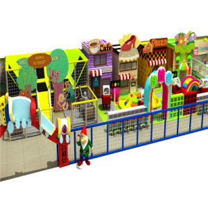 Childrens′ Lover-- Candy Theme Indoor Playground pictures & photos