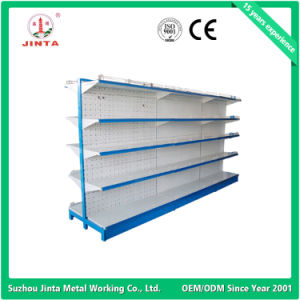Store Use Top Quality Metal Island Shelving (JT-A25) pictures & photos