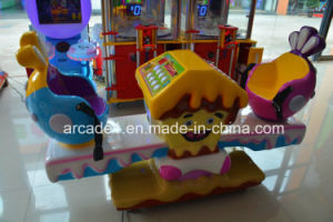 The Latest Design Machine Glass Fiber Reinforced Plastic Swing Game Machine pictures & photos