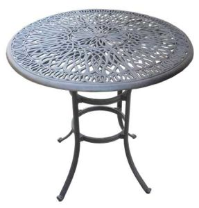 High Grade Cast Aluminum Bar Table Outdoor Furniture pictures & photos