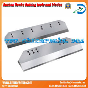Tungsten Carbide Three Cutting Blades for Paper Industry pictures & photos
