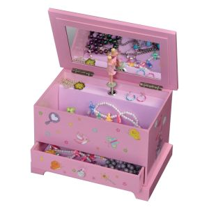 Leather Jewelry Box / Paper 3D Music Box / 3D Music Jewelry Case (MX-313) pictures & photos