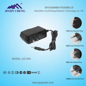 9V/1A/9W AC/DC Switching Power Wall Mount Adapter Supply