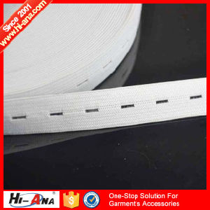 Global Brands 10 Year Wholesale Promotional Sewing Elastic Tape pictures & photos