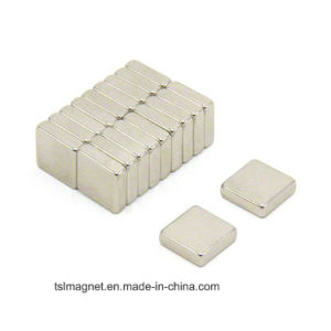 Cube Permanent Sintered NdFeB/ Neodymium Magnet pictures & photos
