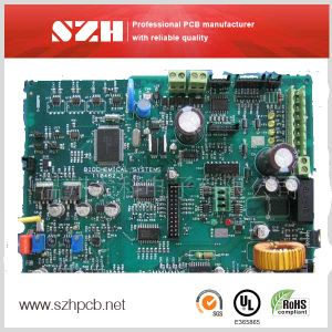 Design 2.4mm 1oz Instrumentation PCB PCBA pictures & photos
