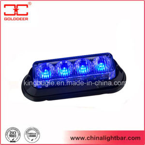12V Auto Warning Lights Blue LED Grille Light (SL620) pictures & photos