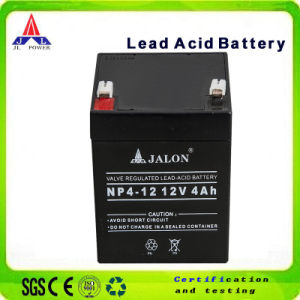 Hot Sell Sealed Lead Acid Battery (12V4ah)