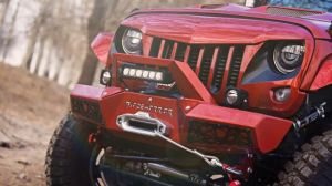 Jk Front Grill for Falcon Transformers Jeep Wrangler Jk pictures & photos