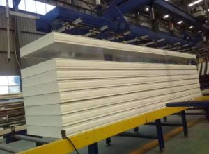Cold Room Polyurethane Insulation Panels pictures & photos