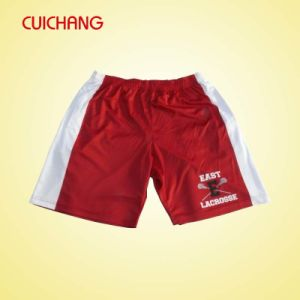 Professional Sublimated Custom Lacrosse Shorts as-102 pictures & photos
