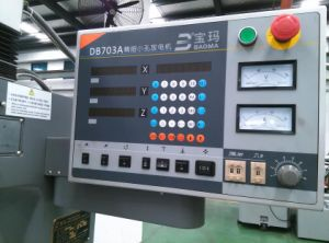 Small Hole EDM Machine pictures & photos