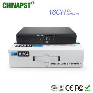 Hottest 16CH D1 DVR VGA Port HDMI Port (PST-DVR516D) pictures & photos