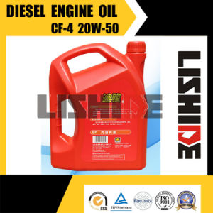 Lubricant Oil Diesel Engine Oil CF-4 15W-40