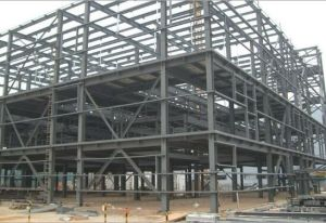 Steel Structure Building Engineering Company Factory