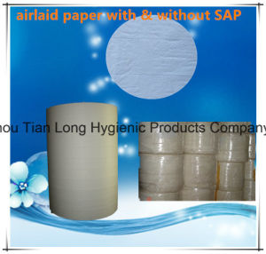 PP Spunbond Nonwoven Raw Material Fabric for Hygiene pictures & photos