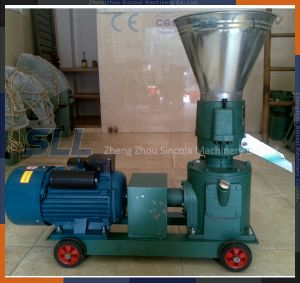 Small Scale Feed Processing Machines Animal Feed Production Line pictures & photos