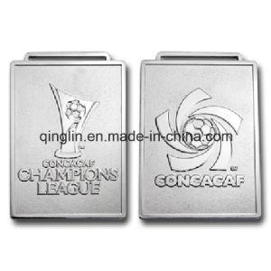 Custom Antique Sliver Medals (QL-JP-0021) pictures & photos