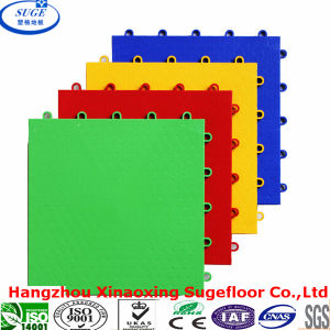 Suge Indoor Floor Series Futsal Court Sport Flooring pictures & photos