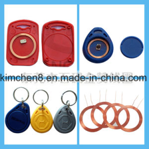 RFID Card Key Ring Inductor Coil with High Quality pictures & photos