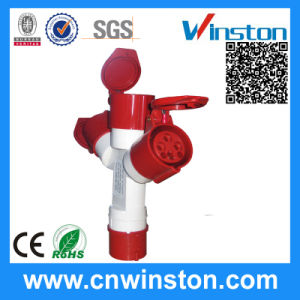 1013-5 CE Approval Waterproof Industrial Plug Socket pictures & photos