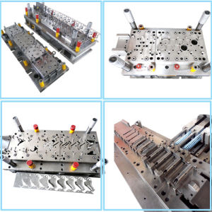 Precision Stamping Tool/Stamping Die (Z-31) pictures & photos