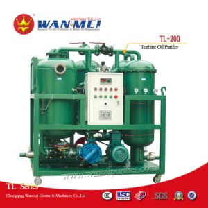 Tl Series Turbine Oil Separator with Coalenscnce Separation