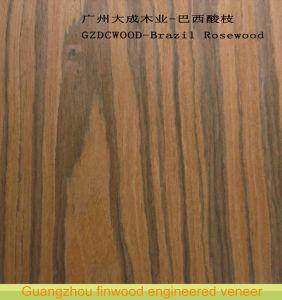 Professional Guangzhou Finwood Engineered Veneer Manufacturer Brazil Rosewood