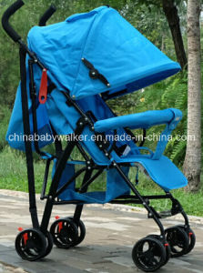 622 Blue Baby Stroller pictures & photos