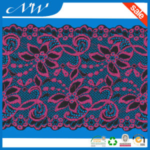 New Fashion Laces of Jacquard Lace with High Quality pictures & photos