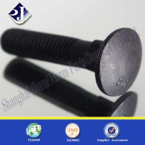 DIN603 Fastener Lock Screw Mushroom Head Bolt pictures & photos