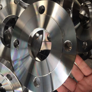 DIN2543 Pn16 Plate Stainless Steel 316L Flange pictures & photos