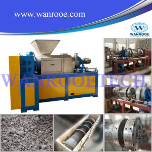 Waste Plastic Film Squeezing Drying Machinery pictures & photos