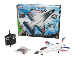 RC Airplane Radio Control Plane 2CH R/C Plane (H9392017) pictures & photos