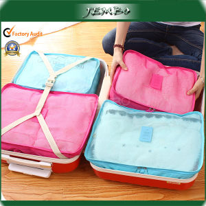 Protable Daily Popular Storage 2 PCS Travel Bag Set pictures & photos