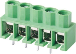 C-UL-Us Certification PCB Terminal Block (WJ166) pictures & photos