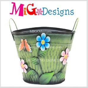 Handbag Shape Metal Decoration Planter Fashion Stylish pictures & photos