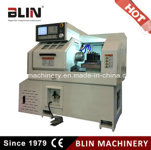 Mini Cjk0640 CNC Lathe Machine for Industrial Machining pictures & photos