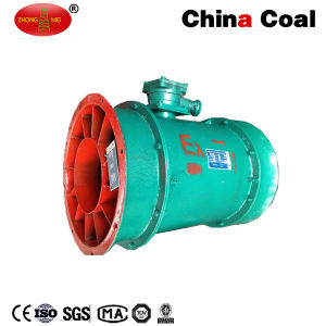 30kw Flameproof Pressure-in Axial Fan pictures & photos
