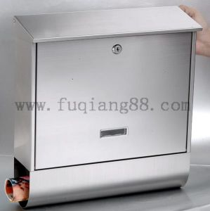 Popular Stainless Steel Mailbox for Promotion pictures & photos