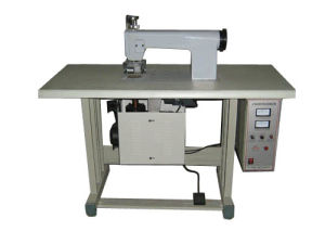 20 Years of Professional Manufacture of Ultrasonic Sewing Machine for Synthetic Fiber Cloth Suturing \Sweing pictures & photos