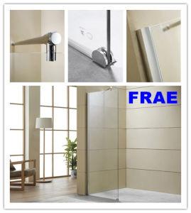 Temperd Glass Shower Panel Shower Cubicle Walk-in Shower Door Screen Bathtub Door pictures & photos