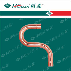 P-Trap/Copper Fitting/Pipe Fitting/ P Type Elbow pictures & photos