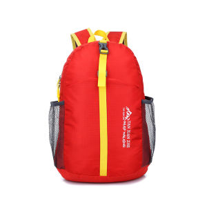 High Quality Nylon Leisure China Wholesale Clear Backpack for School pictures & photos